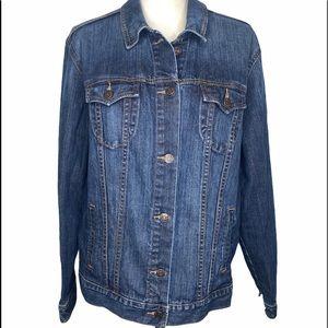 Old Navy Denim Jean Trucker Jacket